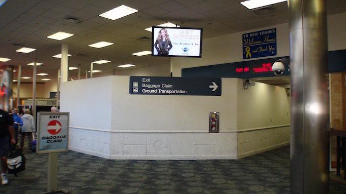 フォートローダーデール国際空港