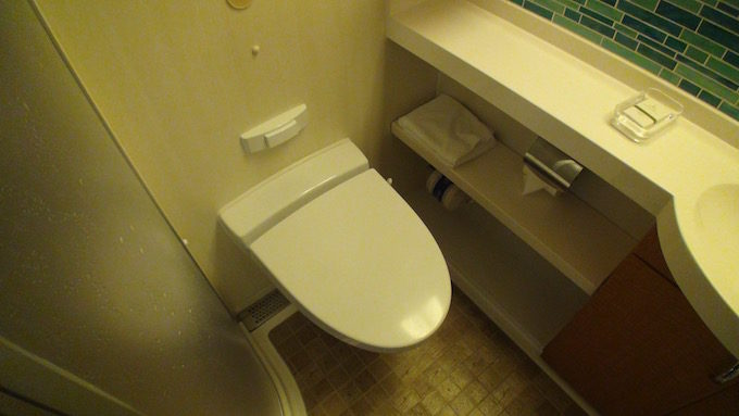 オアシス・オブ・ザ・シーズ トイレ